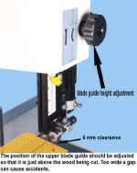 """Picture of JET JWBS-14Q WOODWORKING BANDSAW 14""""INDUSTRIAL TYPE"""