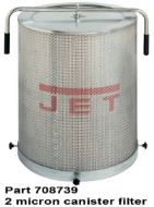 Picture of JET CARTRIDGE FILTER FOR DC1100