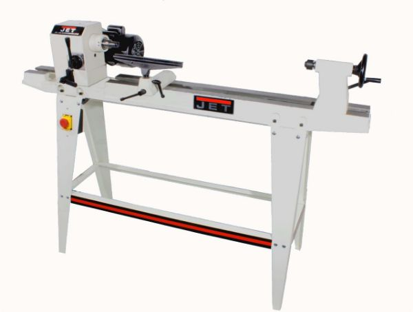 Picture of JET WOOD LATHE JWL-1236