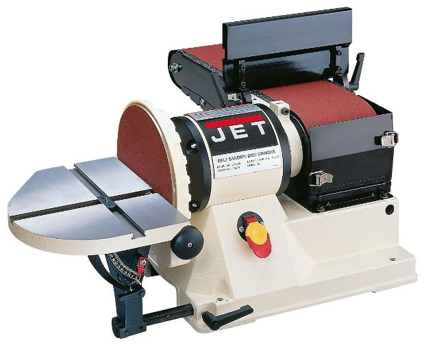 JET JSG-96 BELT & DISC SANDER MACHINE ONLY ONLY SOUTH AFRICA