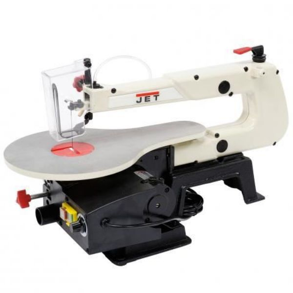 JET JSS-16 BENCH TOP VARIABLE SPEED SCROLL SAW