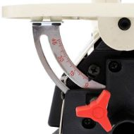 BENCH TOP VARIABLE SPEED SCROLL SAW TILT MECHANISM