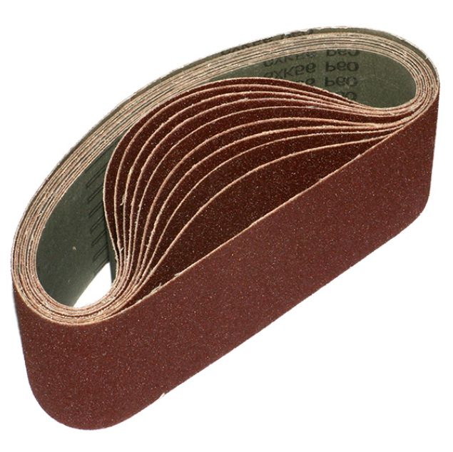 Picture of SANDING BELT  150 x 1220 MM P 80