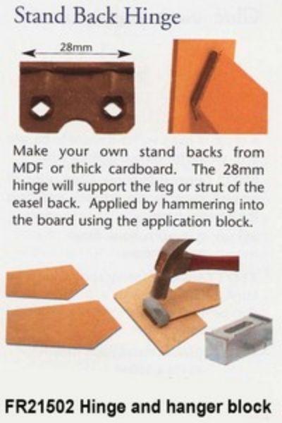 Hinge Hanger Block Framing Tools Accessories Frameco