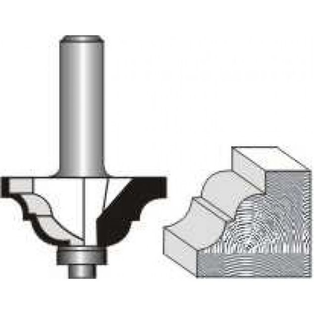 "Picture of CLASSIC-1/2"" DEEP - SHANK: 1/2"""