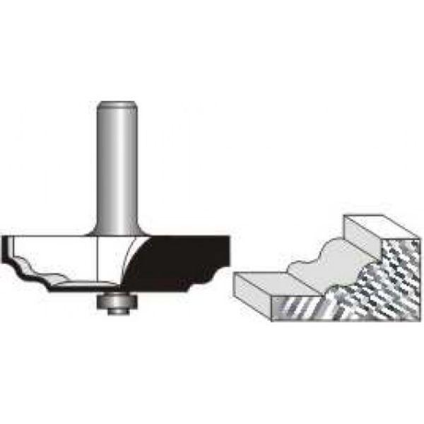 "Picture of PANEL RAISER - WAVY 3""DIAMETER x 3/4""DEEP- SHANK: 1/2"""