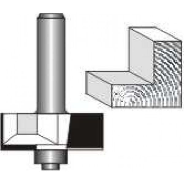 """Picture of RABBETING BIT-1 1/2"""" x 1/2"""" - SHANK: 1/2"""""""