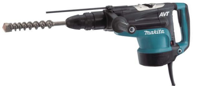 Picture of MAKITA HR5211C ROTARY HAMMER DRILL SDS max chuck