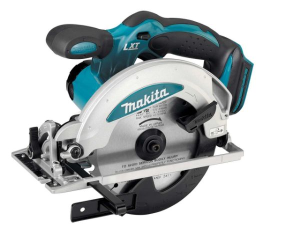 Picture of MAKITA CORDLESS CIRCULAR SAW DSS610ZK