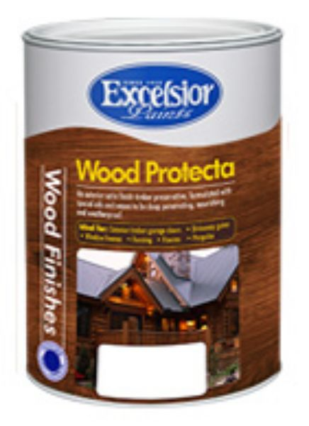 Picture of EXCELSIOR WOOD PROTECTA DARK OAK 5L