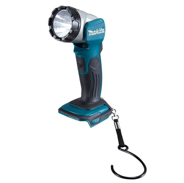 MAKITA RECHARGABLE TORCH/FLASHLIGHT DML802 ONLINE NOW!