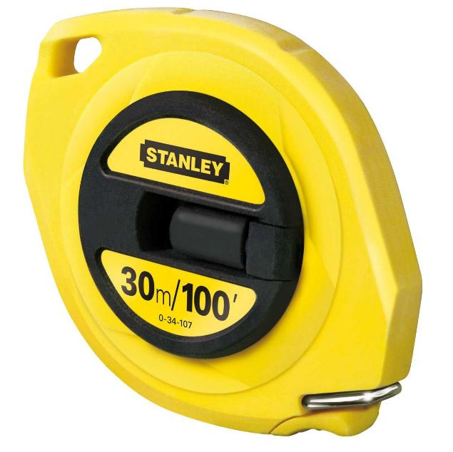 STANLEY TAPE F/GLASS C/CASE 34-772 30M SOUTH AFRICA
