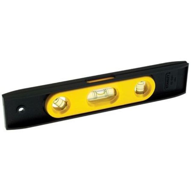 STANLEY MAGNETIC TORPEDO LEVEL 228MM/9 INCH SOUTH AFRICA