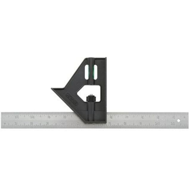 Picture of STANLEY 300MM PLASTIC COMBINATION SQUARE