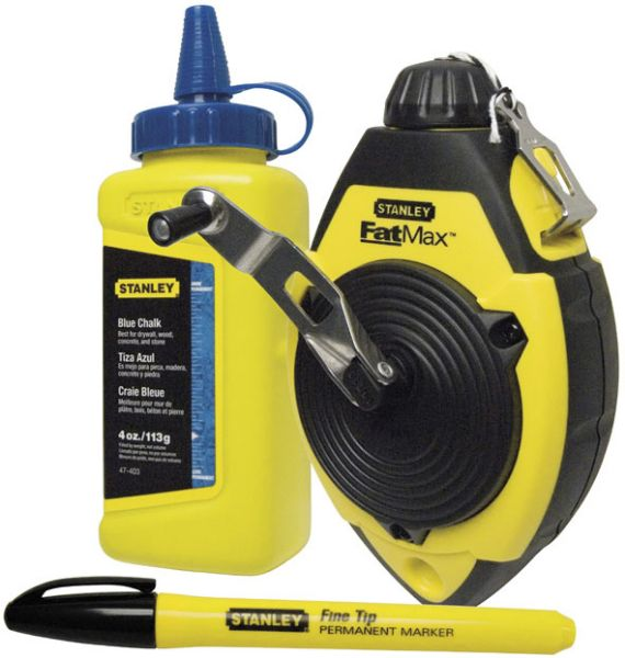 Picture of STANLEY FATMAX 30M CHALKLINE MARKER