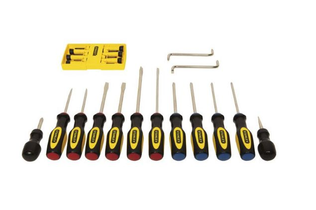 STANLEY 20-PIECE BASIC SCREWDRIVER SET SOUTH AFRICA