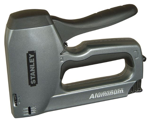 Picture of STANLEY HEAVY DUTY BRAD NAILER STAPLE GUN