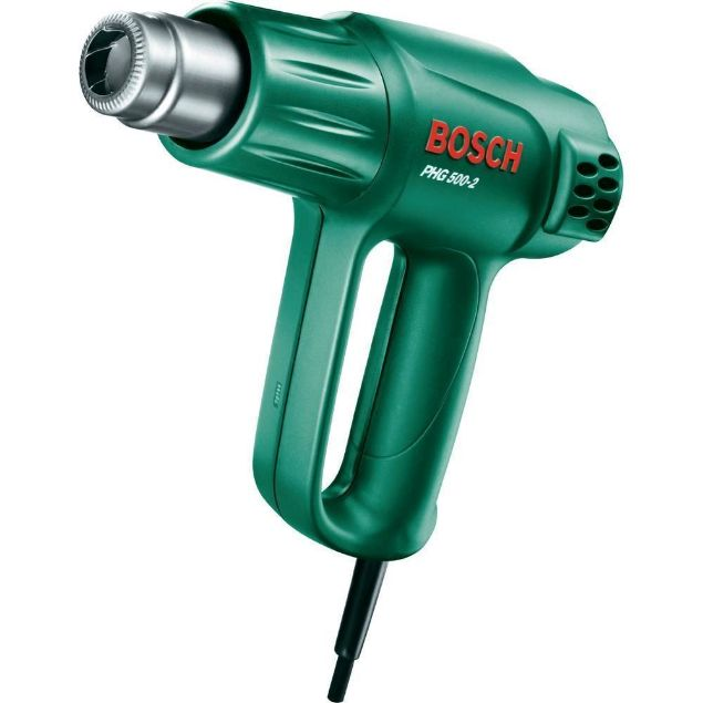 Picture of BOSCH PHG 500-2 HEAT GUN 1600W