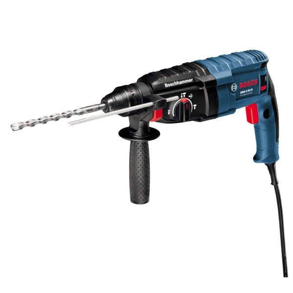 The Bosch GHB2-24D Rotary Hammer Drill With SDS Plus