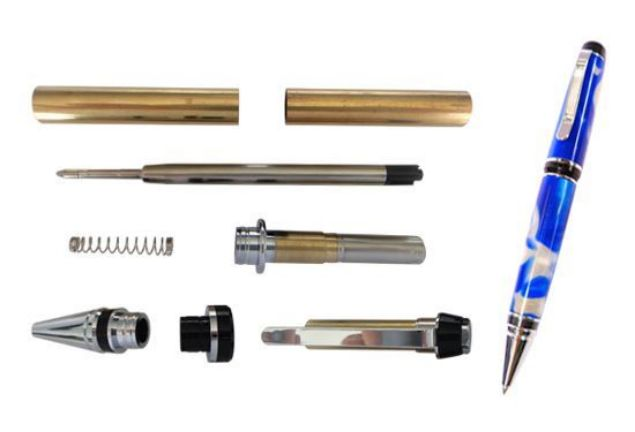 Picture of TOOLMATE CIGAR CHROME PEN KIT