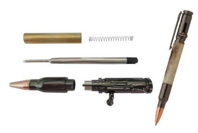 Picture of TOOLMATE RIFLE BOLT ACTION GUN METAL PEN KIT