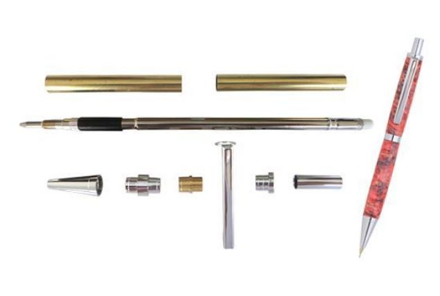 Picture of TOOLMATE SLIMLINE CHROME PENCIL KIT