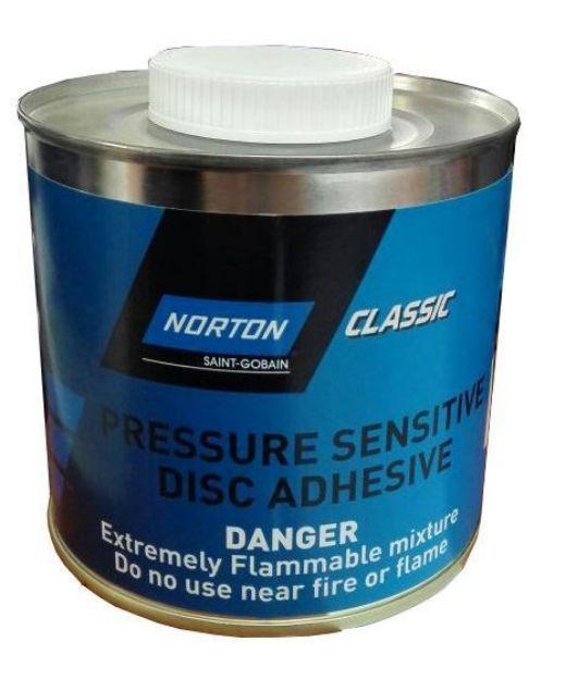 Picture of NORTON PRESSURE SENSITIVE DISC ADHESIVE