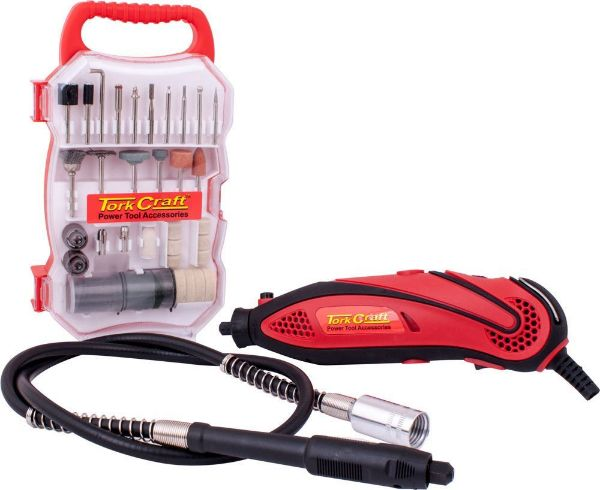 Picture of MINI ROTARY TOOL & 72 PIECE ACCESSORY SET
