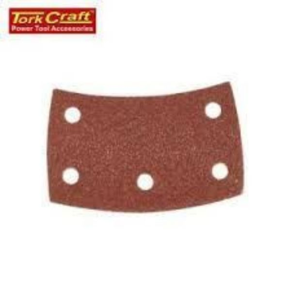 Picture of TORK CRAFT BELT SANDING VELCRO CURVED P80
