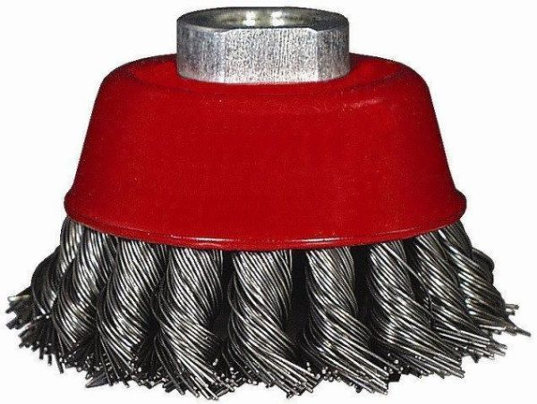 TORK CRAFT BRUSH WIRE CUP TWISTED M14 X 80MM SOUTH AFRICA