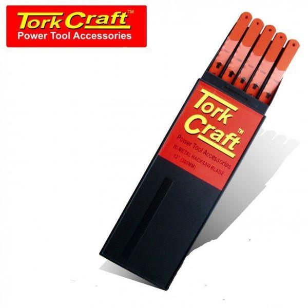 TORK CRAFT BLADE HACKSAW BI-METAL 100PA 300 X 18T SOUTH AFRICA