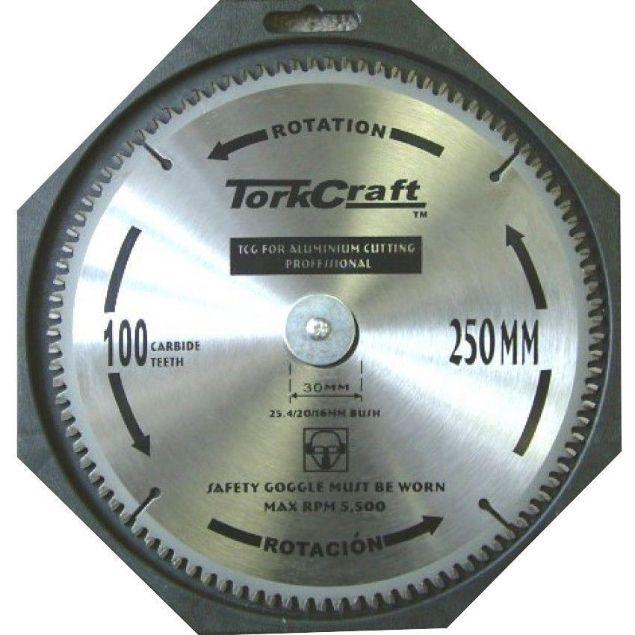 TORK CRAFT BLADE ALUMINIUM 250 X 100T SOUTH AFRICA