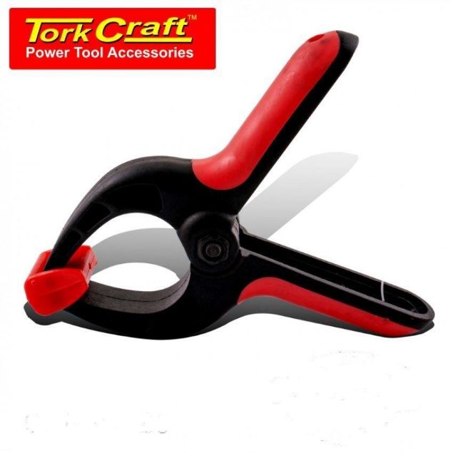 "TORK CRAFT CLAMP SPRING NYLON 3"" / 75MM SOUTH AFRICA"