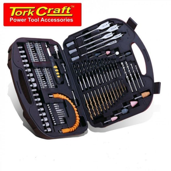 TORK CRAFT COMBINATION TOOL SET 120PCE SOUTH AFRICA