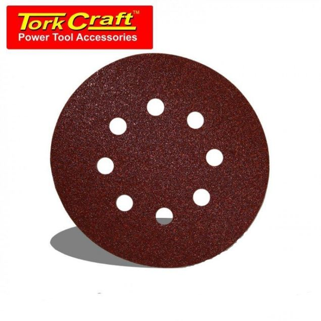 Picture of TORK CRAFT DISC SANDING VELCRO 125MM P60