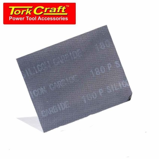 Picture of TORK CRAFT DURASAND MESH SANDING SHEET P40