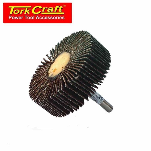 Picture of TORK CRAFT FLAP WHEEL 6 X 20 X 40MM P60