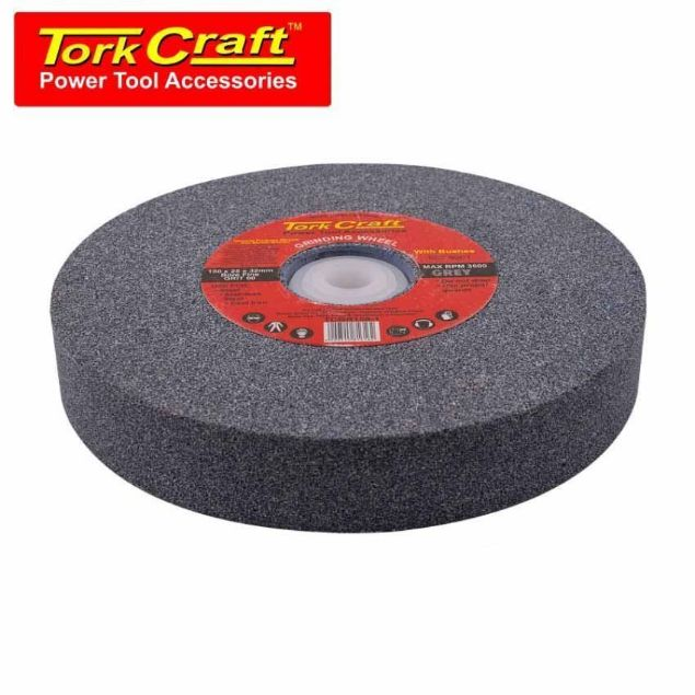 Picture of TORK CRAFT GRINDING WHEEL BORE FIN 50 X 25 X 32MM