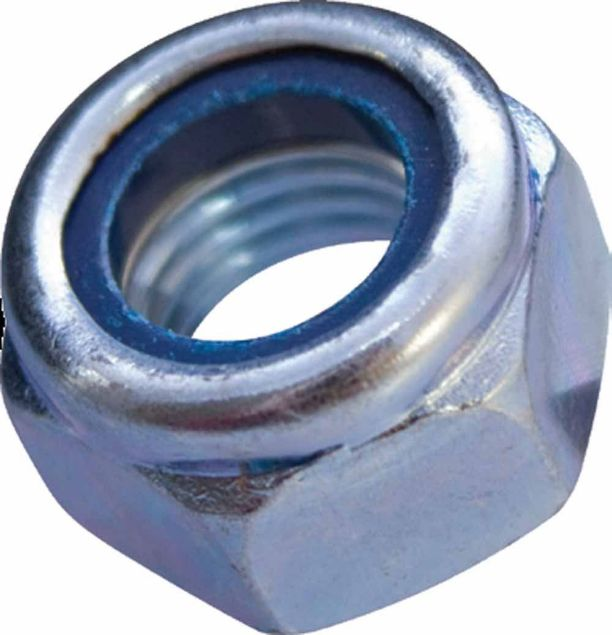 Picture of SAFE TOP M5 P10 S/S HEX NUTS