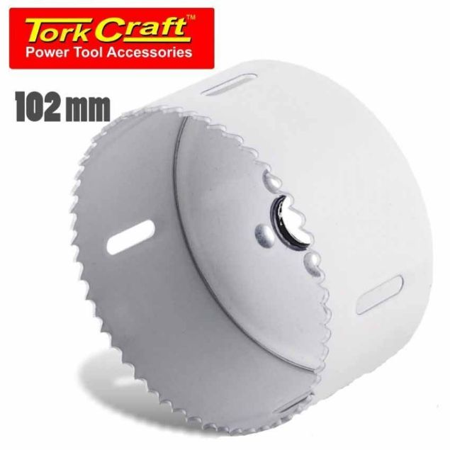 Picture of TORK CRAFT 102MM HOLE SAW B/M T/C