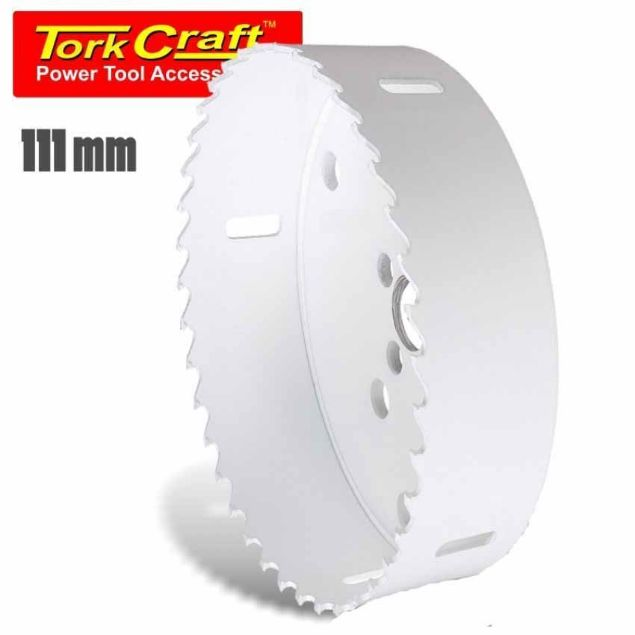 Picture of TORK CRAFT 111MM B/M T/C HOLE SAW