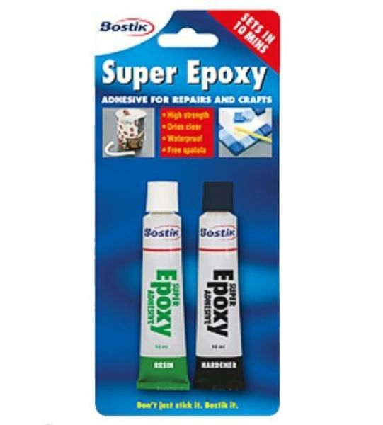 Picture of BOSTIK 32ML SUPER EPROXY B/CARD