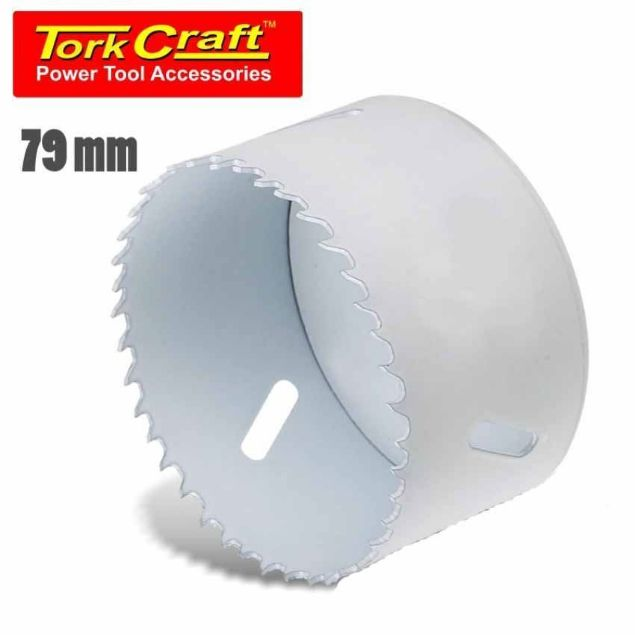 Picture of TORK CRAFT  79MM HOLE SAW BI-METAL