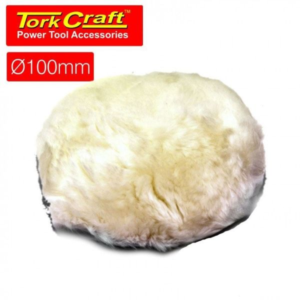 Picture of TORK CRAFT 100MM POLISHING BONNET