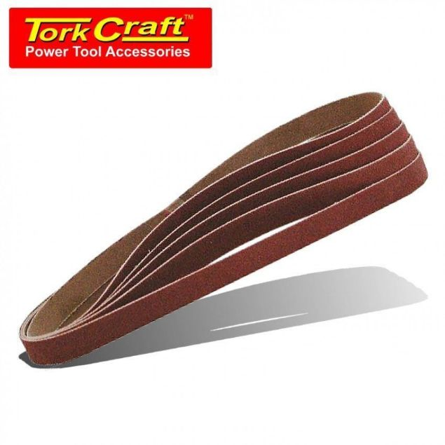 Picture of TORK CRAFT 13 X 451MM P80 POWERFILE BELT SANDING