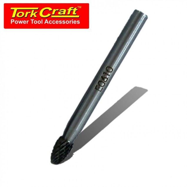 Picture of TORK CRAFT 6 X10X6MM ROTARY BURR TUNGSTEN