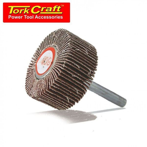 TORK CRAFT 6 X 40 X 60MM ROTARY FLAP SANDER SOUTH AFRICA