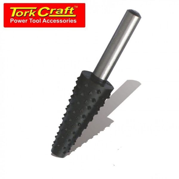 TORK CRAFT ROTARY RASP CONICAL SOUTH AFRICA