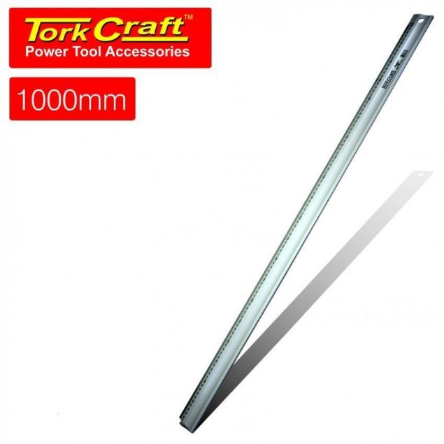 TORK CRAFT 5 X 50 X1000MM RULE STRAIGHT EDGE ALUMINIUM SOUTH AFRICA