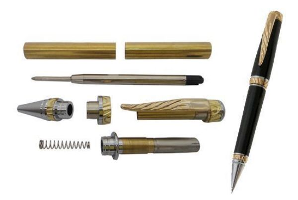 Picture of TOOLMATE  PEN KIT ULTRA CIGAR